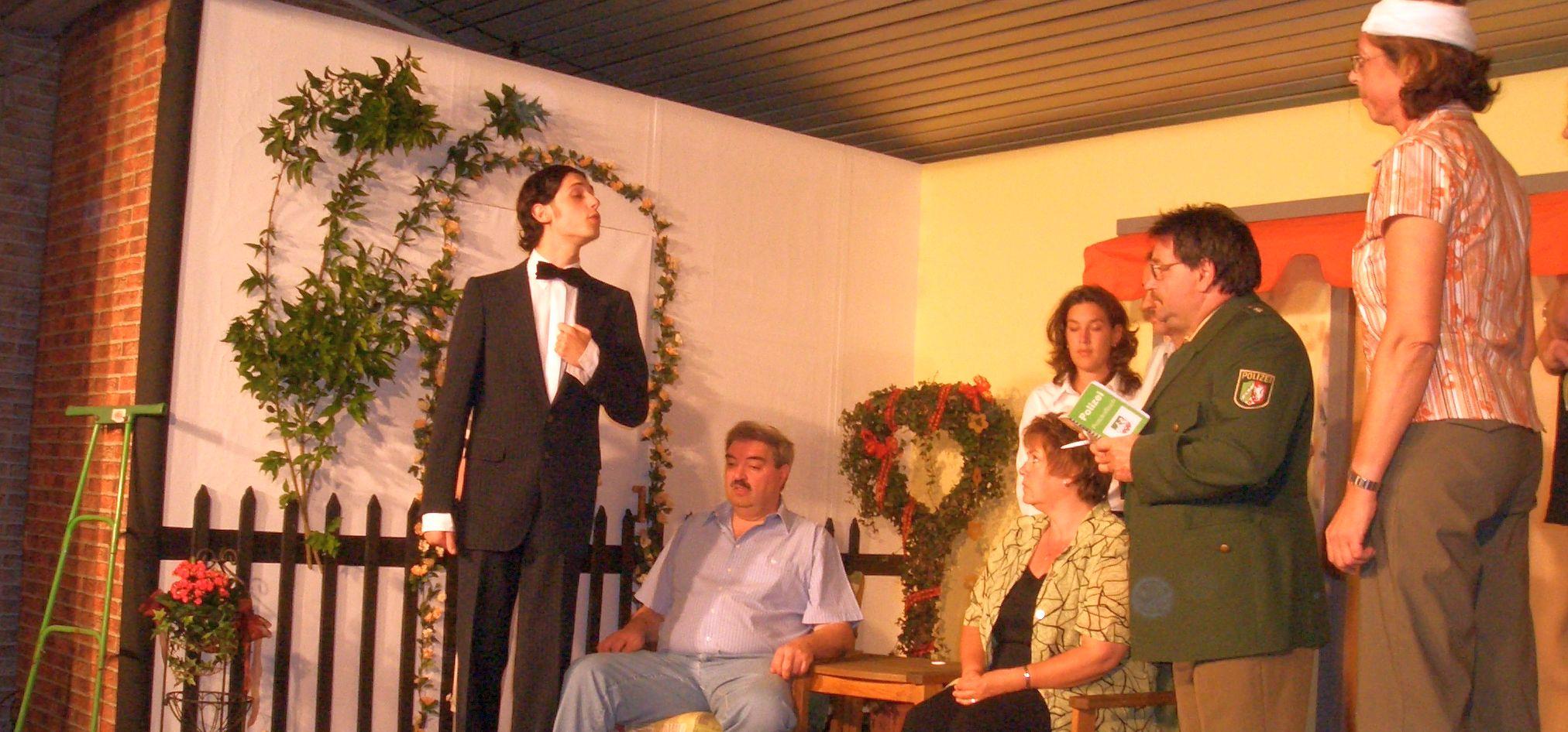2005 Familienkrach im Doppelhaus