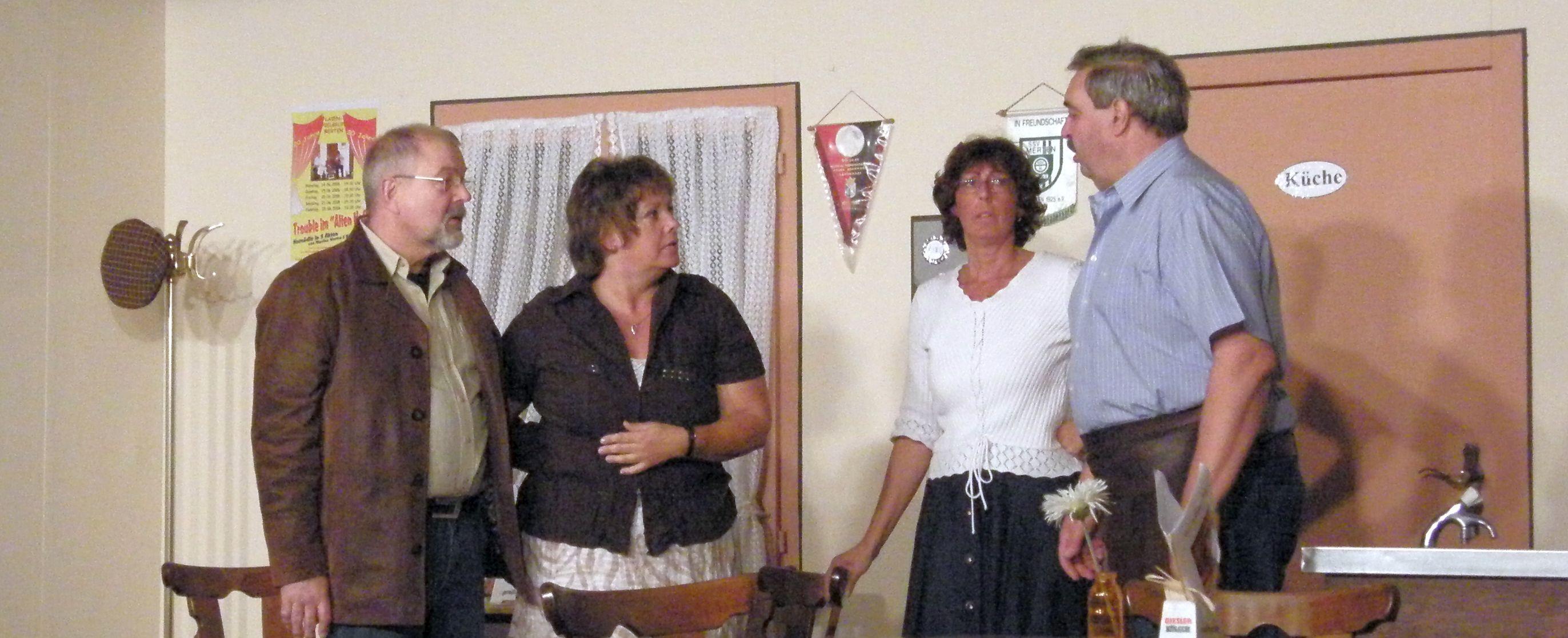 """2008 Trouble im """"Alten Hof"""""""